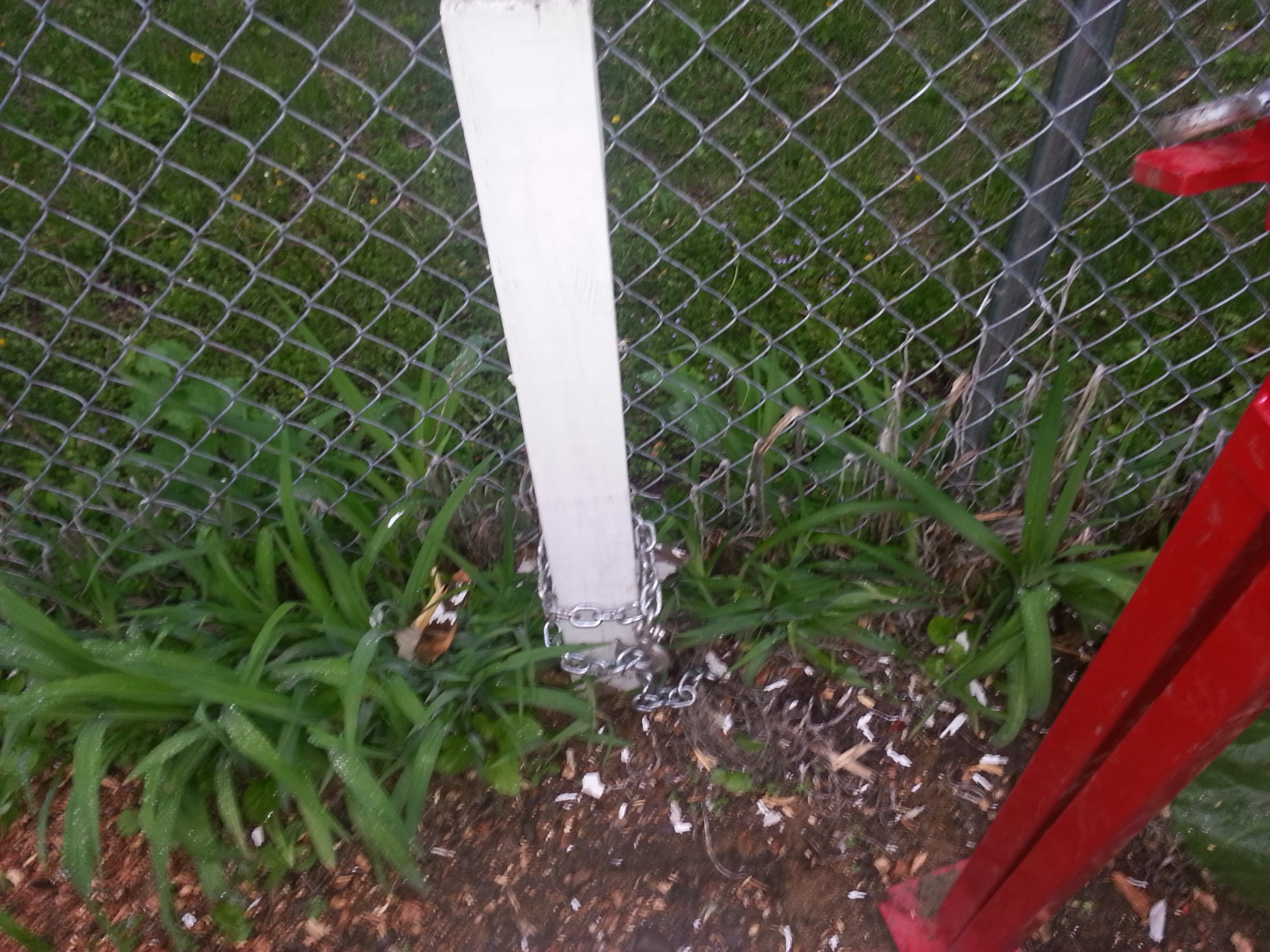 Part VII – Removing Our Old Fence | The Handy Spouse